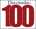 "Securities Regulators, Litigators, Professors Among ""Directorship 100"""
