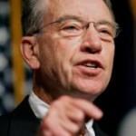 Sen. Charles Grassley/AP photo