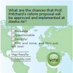 Reader Poll on Prof. Adam Pritchard's Securities Class Action Reform Initiative