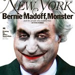 "New York Magazine: Bernard Madoff, ""The Monster Mensch"""