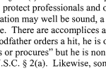 Court Dismissing Mayer Brown Defendants from Refco Case Revises Opinion to Voice Dismay