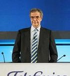 Criminal Insider Trading Trial of Telefonica SA Chairman Cesar Alierta Begins Today