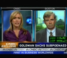 CNBC Video: Massachusetts' Galvin Subpoenas Goldman Sachs Over Tipping Allegations
