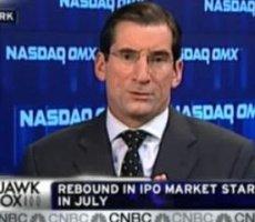 CNBC Video: Interview With Nasdaq CEO Robert Greifeld