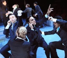 Like the Company, 'Enron, the Play' Fails in U.S.