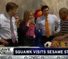 CNBC Video: From Wall Street to Sesame Street
