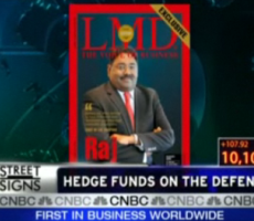 CNBC Video: Hedge Funds on the Defensive