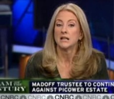 CNBC Video: Madoff Associate Found Dead in Pool