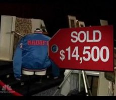 NBC Video: Scenes from this Weekend's Madoff Auction