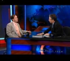 Daily Show Video: Harry Markopolos Sits Down With Jon Stewart