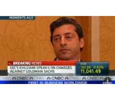 CNBC Video: Khuzami on the SEC's Case Today Against Goldman Sachs
