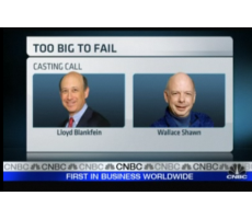 CNBC Video: Casting HBO's Version of 'Too Big to Fail'