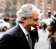 Newsy Video: In Prison, Ponzi Schemer Bernie Madoff Seen as Hero