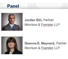 Archived Version and Materials for Sept. 7 Webcast: The Supreme Court's Recent Securities Litigation Cases
