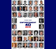 Seeking Nominations for Securities Docket's 'Enforcement 40'