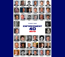 Seeking Nominations for Securities Docket's 'Enforcement 40′