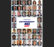 Securities Docket Announces 'Enforcement 40′ for 2017