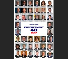 Securities Docket Announces 'Enforcement 40' for 2017