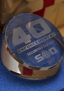 Enf 40 award
